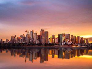 Australia sidesteps recession