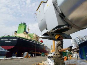 Daewoo Shipbuilding buoyed by bailout