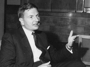 David Rockefeller dies aged 101