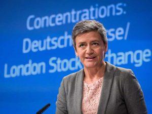 LSE-Börse deal blocked by EU regulators