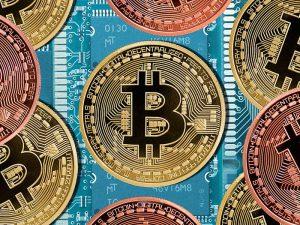Bitcoin strikes gold