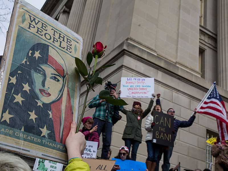 Trump's travel ban won't ruin the US economy