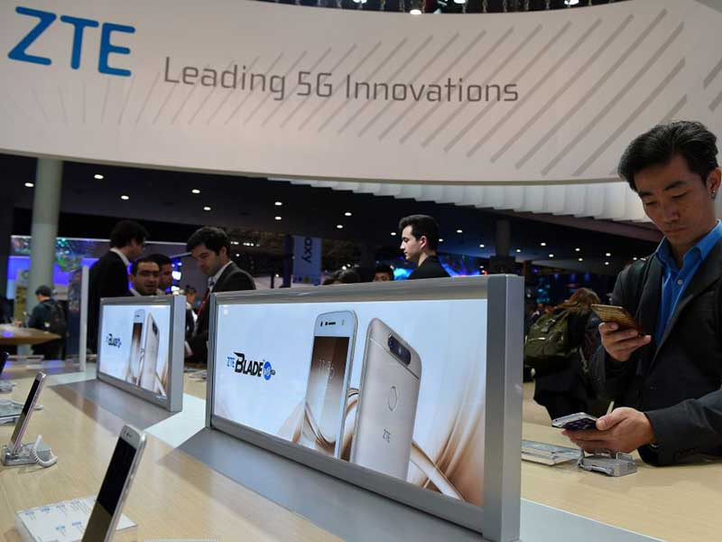 ZTE guilty of violating US sanctions