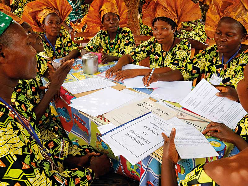 Microfinance: empowering female entrepreneurs