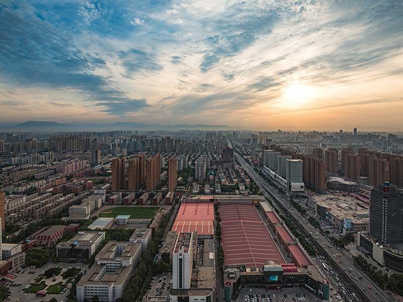 China establishes new special economic zone