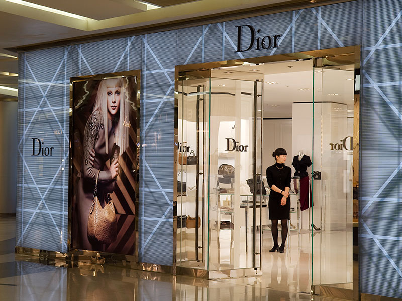 Luxury goods empire LVMH has announced its plans to consolidate the corporate structure of Christian Dior, a move that will unite the fashion brand under one roof