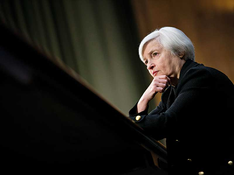 Janet Yellen: the great gatekeeper