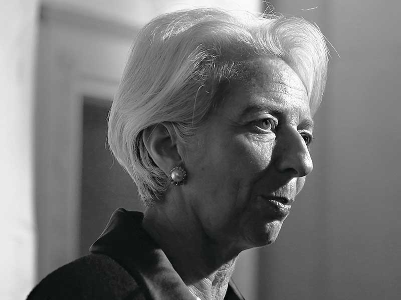 The politics behind the IMF