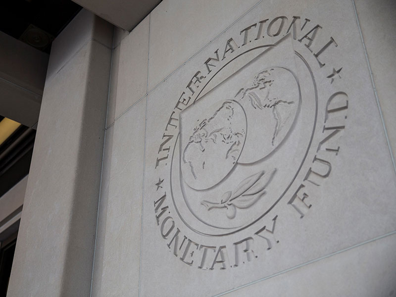 The IMF has raised its outlook for global economic growth, predicting that the world economy will grow by 3.5 percent in 2017