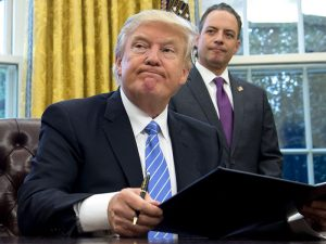 On April 18, US President Donald Trump will sign an executive order that will revamp the H-1B visa programme. The scheme currently enables US companies to hire temporary foreign workers in certain high-skilled jobs