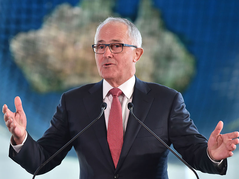 Australian Prime Minister Malcolm Turnbull has announced a sweeping reform of the country's visa programme. Under the new visa scheme, Australians will be prioritised for Australian jobs