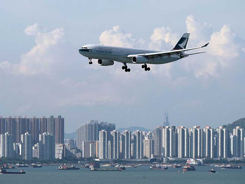 Hundreds of jobs to be cut as Cathay Pacific posts first annual loss since the global financial crisis