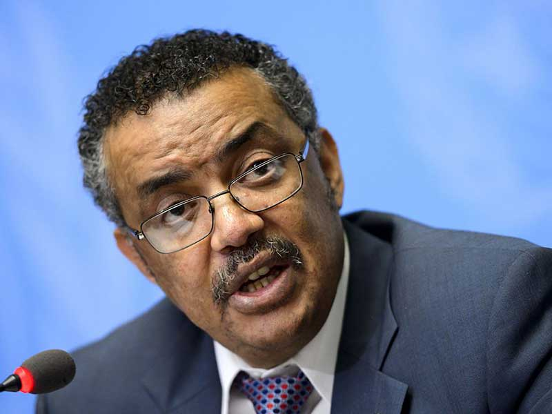 World Health Organisation elects first African director-general amid mounting pressure