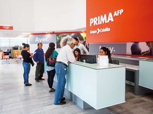 Prima AFP: Peruvian workers find saving grace in private pension market
