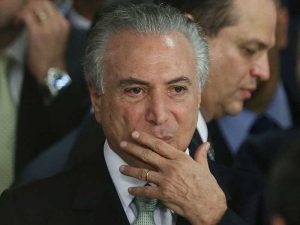 Brazilian President Michel Temer indicted on charges of corruption amid Car Wash probe