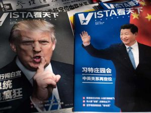 Trump set to blacklist Chinese bank over continuing links to North Korea