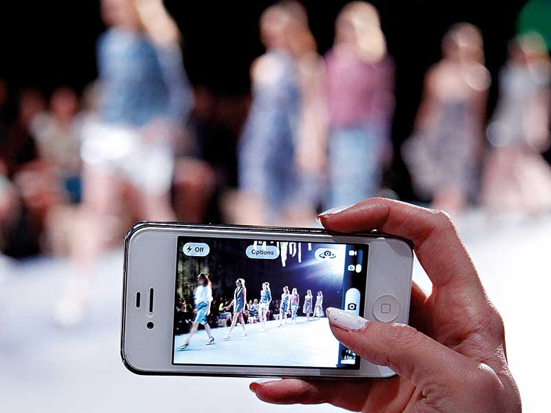 The Instagram effect: how social media is fashioning modern retail