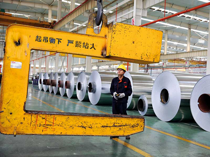 Chinese manufacturers face tech battle as government invests in automated future