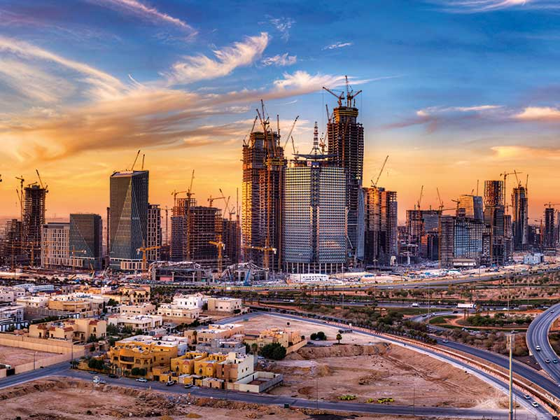 Saudi Arabia's Vision 2030 plan spurs international investment