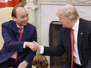 Vietnam secures $8bn deal with US companies as new trade agreement takes shape