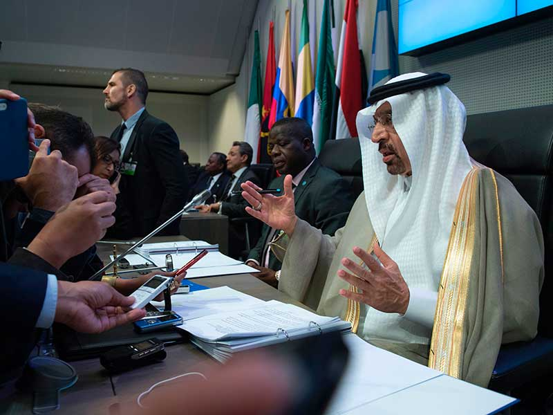 Oil prices on the rise as Gulf States sever ties with Qatar amid fears of terrorism