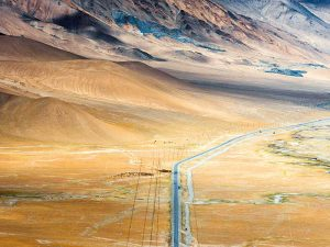 Following China's debt-paved Silk Road