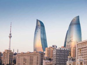 Azerbaijan's growing non-oil industries are helping to encourage economic growth in the country