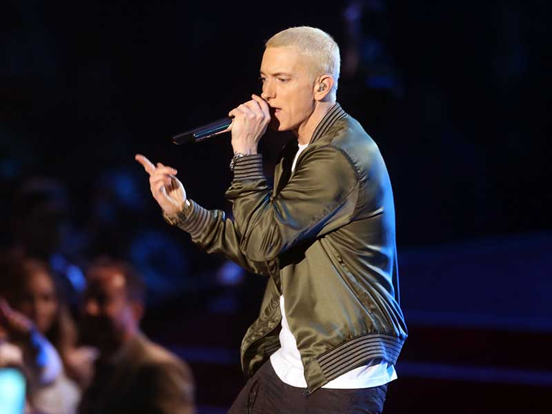 US start-up Royalty Flow has announced that it plans to make it possible for the public to invest in part of rapper Eminem's song catalogue