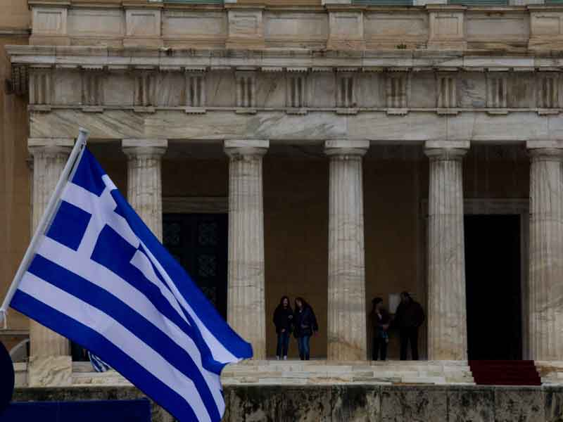 Nearly a decade after the global financial crisis pushed Greece into the red, the country's economy is stabilising