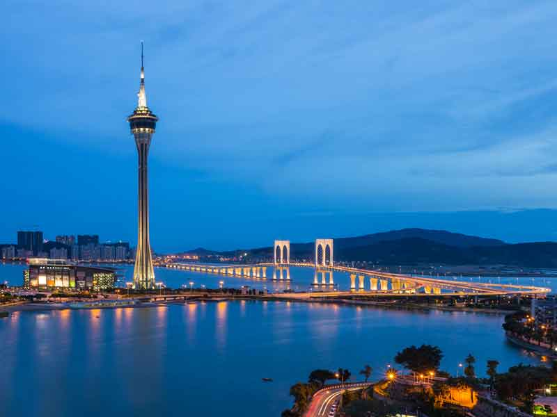 Now an autonomous region on the south coast of China, Macau it was a Portuguese territory until 1999. The region's culture remains a hybrid of Chinese and Portuguese influence
