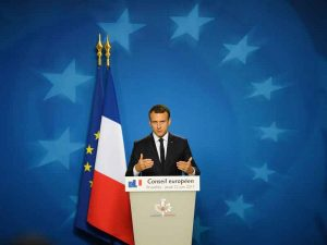 Macron expressed his desire for close relations with the EU at the European Council summit in June. His plans haven't wavered in the months since the summit