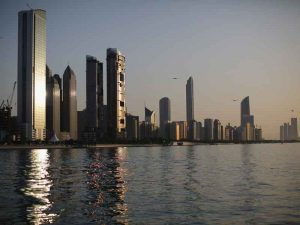 Abu Dhabi, where Union National Bank's headquarters are based