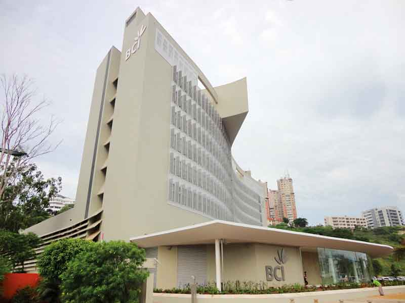 BCI's headquarters in Maputo, Mozambique