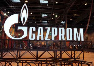 Russian oil and gas giant, Gazprom, has shifted ExxonMobile off the top spot to claim the title of top energy company
