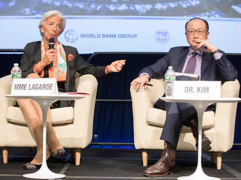 International Monetary Fund positive on global economic prospects