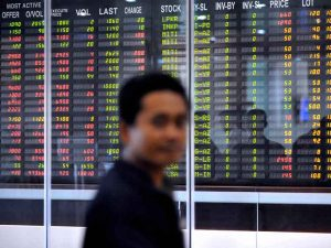 Kioson Komersial Indonesia's shares rose by 50 percent following its IPO