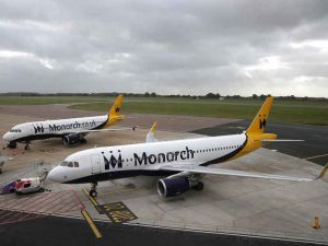 Monarch's bankruptcy filing follows a spate of European airlines going into administration