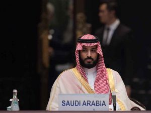 Saudi Crown Prince Mohammed bin Salman announced the NEOM project at the Future Investment Initiative in Riyadh this week