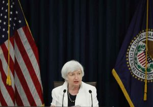 Yellen announced on September 29 that AIG would no longer hold its 'too big to fail' label, arguing that the financial system would be able to cope with any ramifications should the company fail