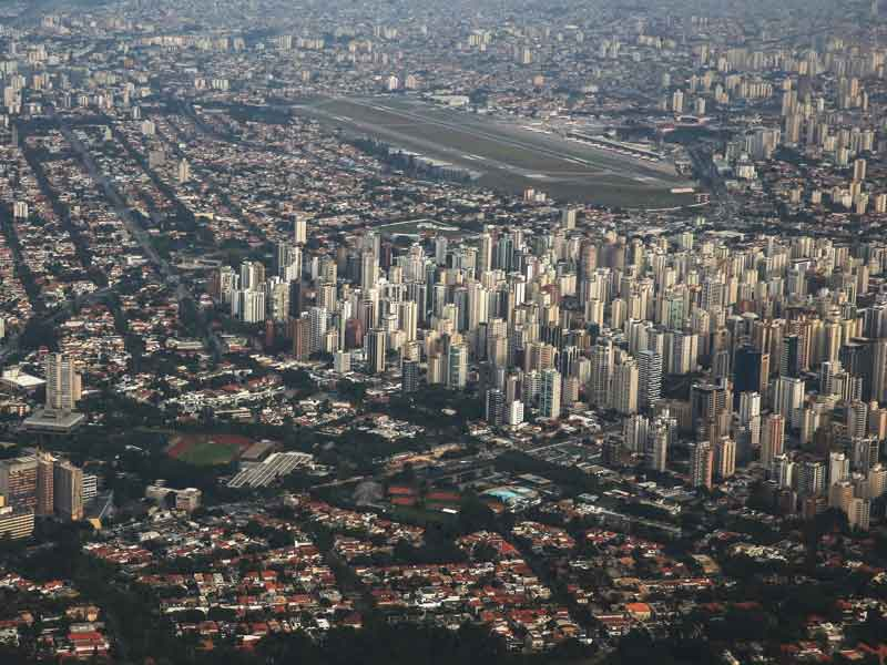 Empresta Capital's headquarters are based in São Paulo, Brazil