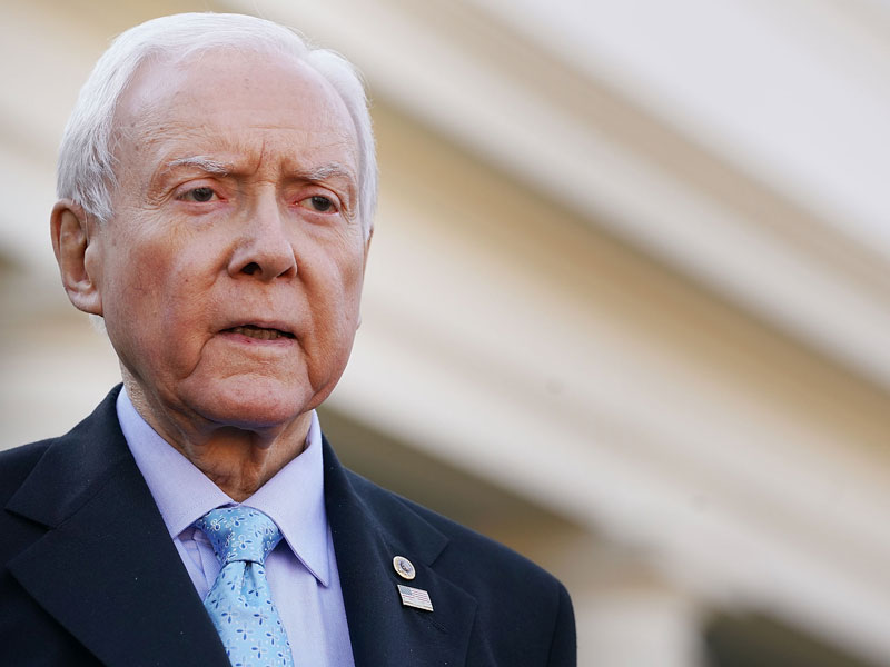 Senate Finance Committee Chairman Orrin Hatch has been working towards getting the bill through Congress before the end of 2017