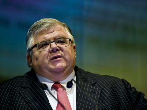 Carstens became General Manager of the Bank for International Settlements (BIS) in 2017