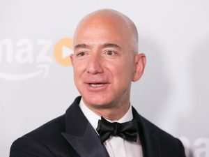 Forbes reveals the five richest people on Earth