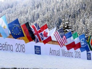 The theme for Davos 2018 was 'creating a shared future in a fractured world'. As fault lines emerge in many aspects of society, leaders must decide how to respond to such challenges