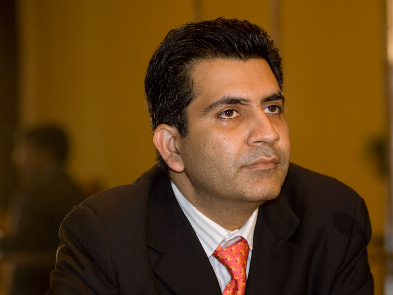 Sanjay Chandra, MD of Unitech