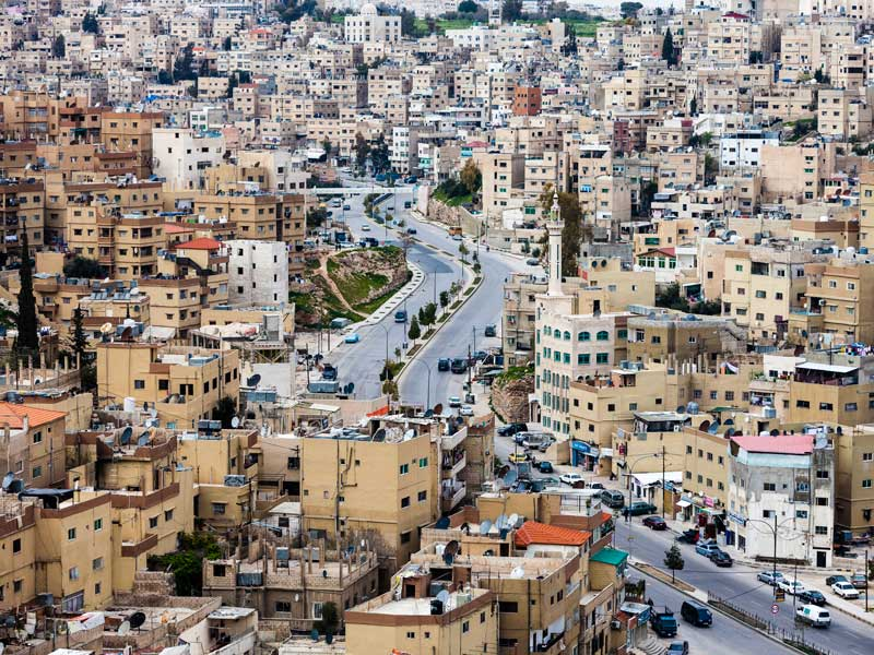 Jordan Islamic Bank has its headquarters in the country's capital, Amman. The institution is specifically looking to improve financial inclusion among young people, women and SMEs
