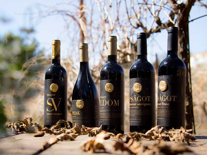 The Israeli winery has established itself over many years and attempts to combine its growing understanding of the terroir, of how to grow vines and the tastes of its consumers