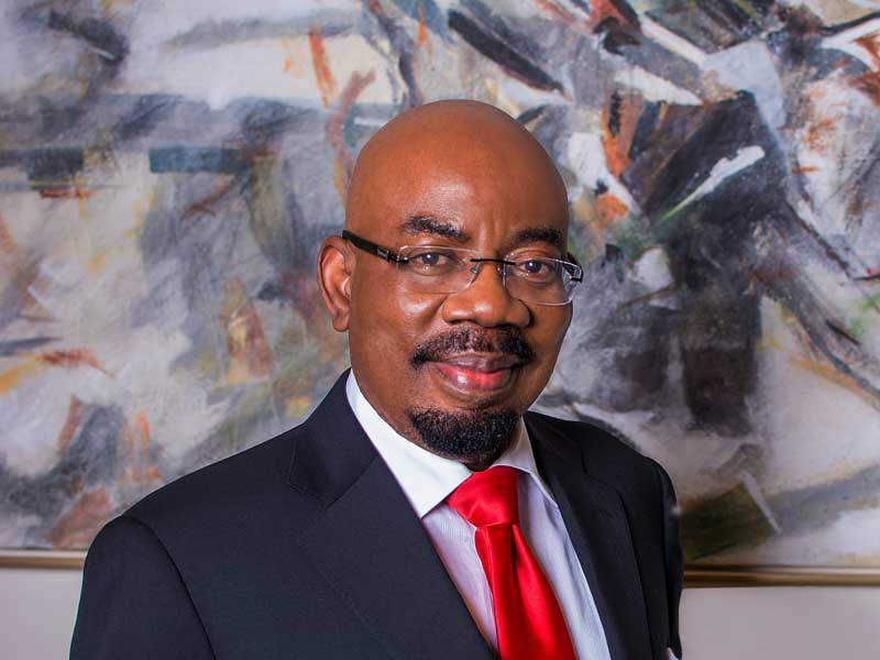 Jim Ovia of Zenith Bank. Despite suffering from depressed oil prices in recent times, Nigeria's economy is rebounding, with financial institutions like Zenith playing a key role in this resurgence
