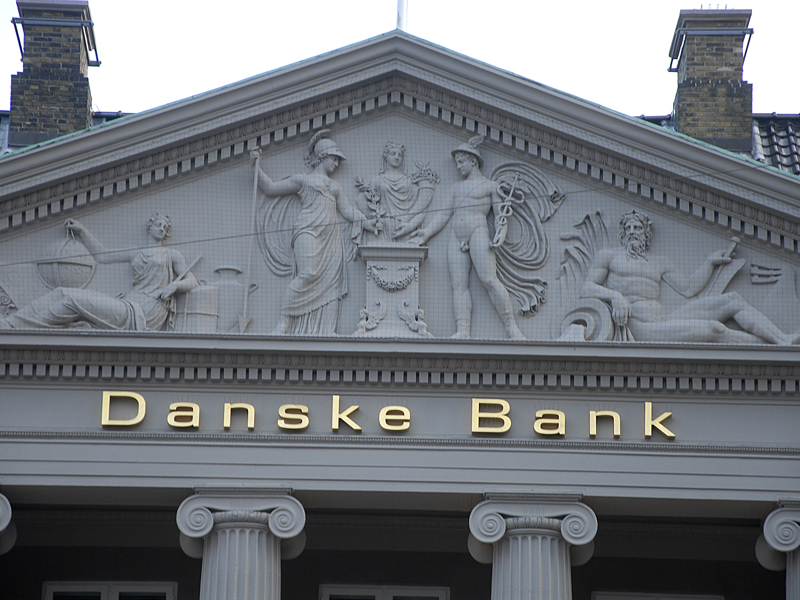 Denmark's largest financial institution has been under scrutiny after it was revealed that it may have actively withheld information during investigations carried out in its Estonian branch