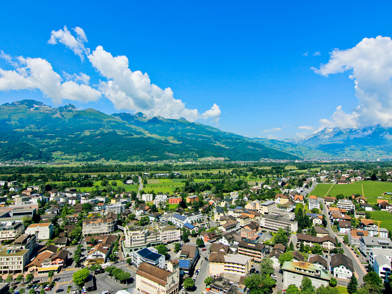 The Central European country of Liechtenstein is evidence that small national economies can make an important contribution to reaching the United Nations' Sustainable Development Goals